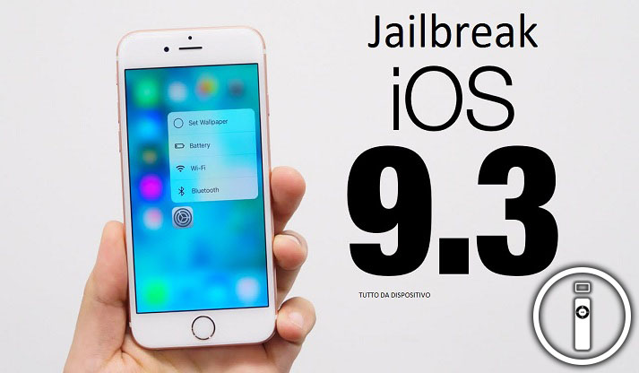 Jailbreak iOS 9.2 - 9.3.3 da dispositivo  Guida