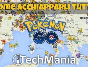 Ecco come trovare tutti i Pokemon su Pokemon Go   Guida iTechMania