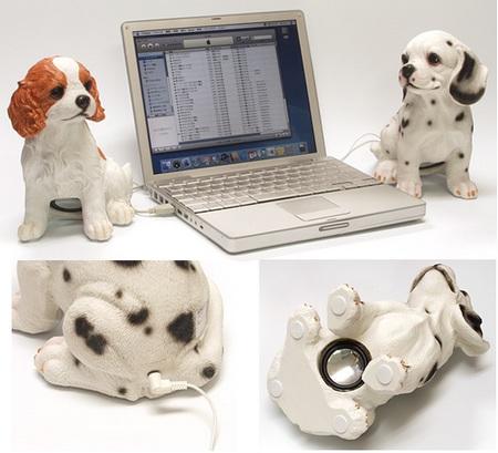 JTT WONSPUSB USB Puppy Speakers