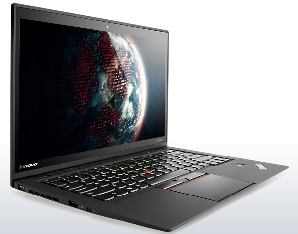 Lenovo ThinkPad X1 Carbon Touch Optimized for Windows 8 angle 1