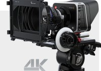 Blackmagic Production Camera 4K Digital Film Camera 1