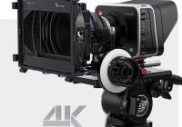 Blackmagic Production Camera 4K Digital Film Camera 1