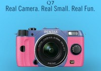Pentax Q7 colors choices