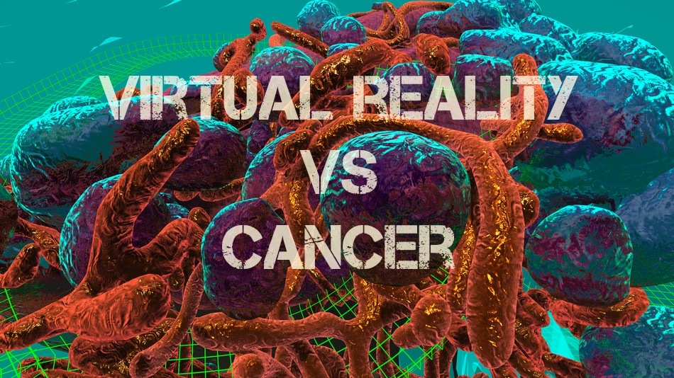 Now VR will help scientists walk inside Cancer Cells