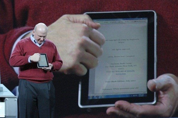 Microsoft-Powered Tablets Are 'Job One Urgency'