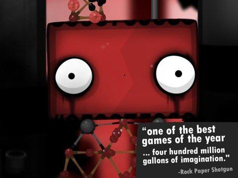 It's Raining Goo Balls!!! World of Goo Comes To The iPad!