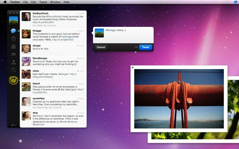 Twitter for the Mac in the Mac App Store!