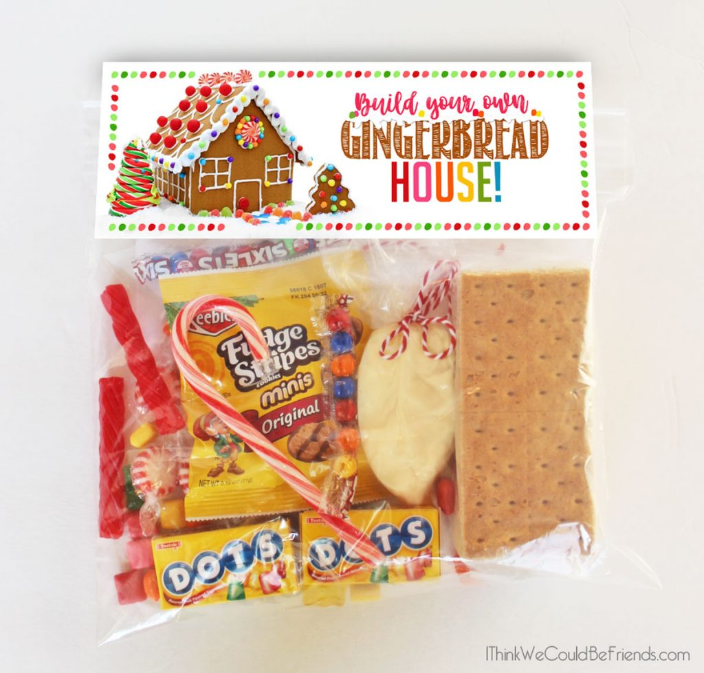 Fullsize Of Gingerbread House Kits