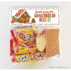 Small Crop Of Gingerbread House Kits