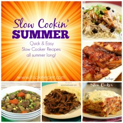 Small Crop Of Summer Slow Cooker Recipes