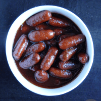 Crock Pot Lil' Smokies