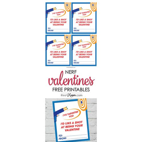 Medium Crop Of Free Valentine Printables