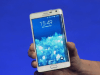 Samsung shows off Galaxy Note Edge, with dramatically curved side screen