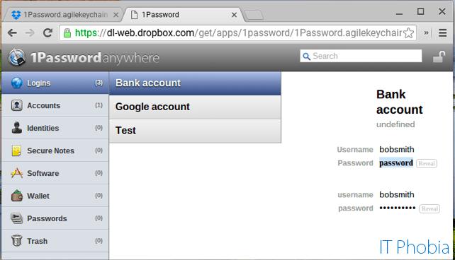 1password anywhere dropbox