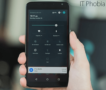 Android 6.0.1 Marshmallow System UI Tuner