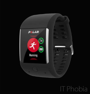 Polar M600 Fitness tracker