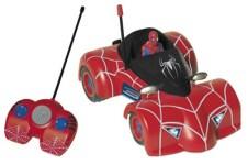 Spider-Man 3 Radio Control Car