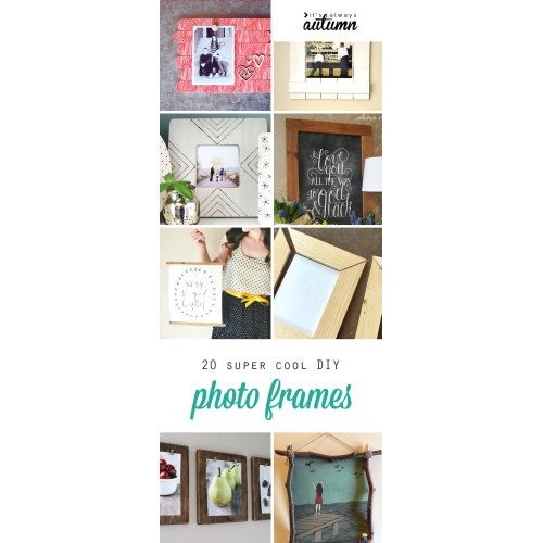 Medium Crop Of Diy Picture Frame