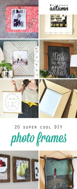 Shapely Diy Frame Tutorials On Web How To Make A Frame Diy Frame Tutorials Always Autumn Diy Frame Wood Diy Frame Headboard