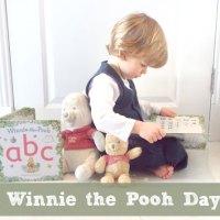 Happy Winnie the Pooh Day!
