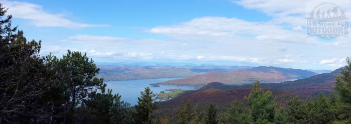 Buck Mt. hike with a friend on a perfect Fall day!