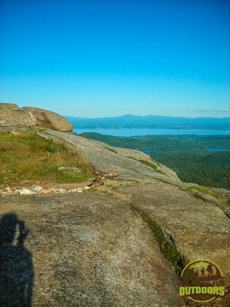 Summit views! 9/6/2009: Poke-O-Moonshine Hike, Adirondacks, NY