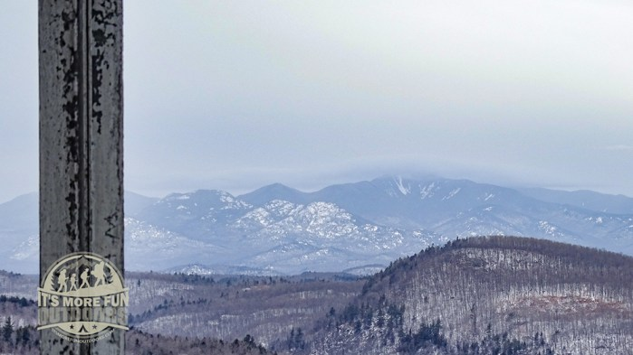 Belfry Mountain Winter Adirondack Fire Tower Challenge Hike: Blog & VIDEO!