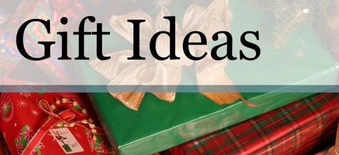 Minimalist Christmas Gift Ideas