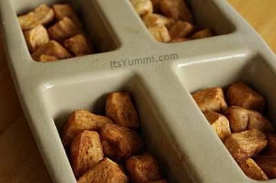 Cinnamon Banana Monkey Bread ~ Its Yummi