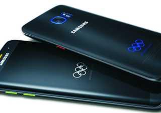 Galaxy S7 edge Olympics