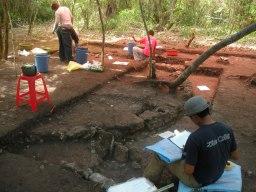T30 Excavation, Tayasal