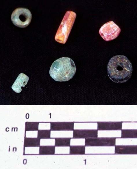 Zacpeten, Str 766, Cache 2, Beads