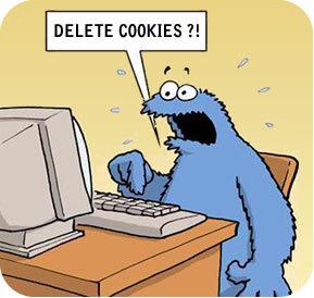 Bye bye cookies