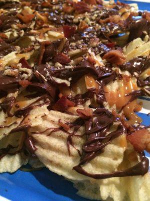 Dessert Potato Chips