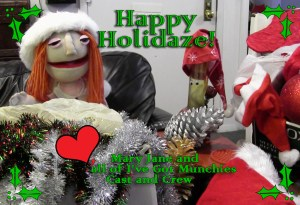 IGM Happy Holidaze