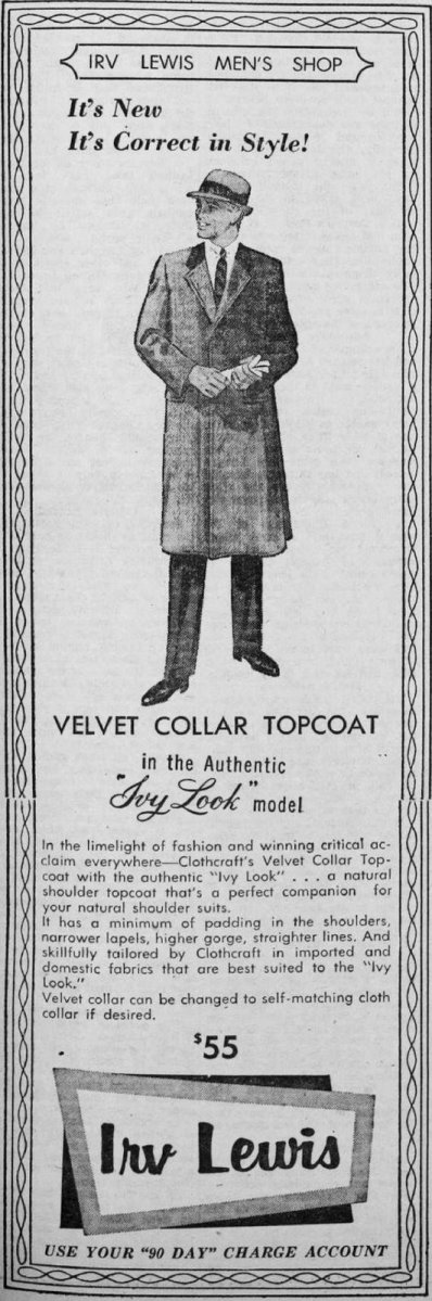 The overcoat essay