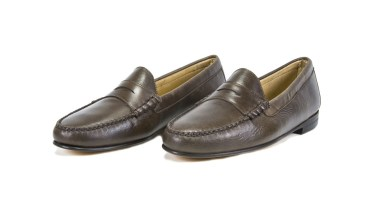 Jay_Butler_Dark_Brown_Full_Grain_Leather_Cromwell_Penny_Loafer