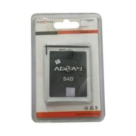 Baterai Advan S4D