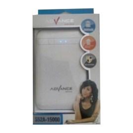 PowerBank Advance 15000maH