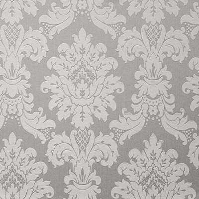 Arthouse Messina Damask Wallpaper 261006 - Platinum   I Want Wallpaper