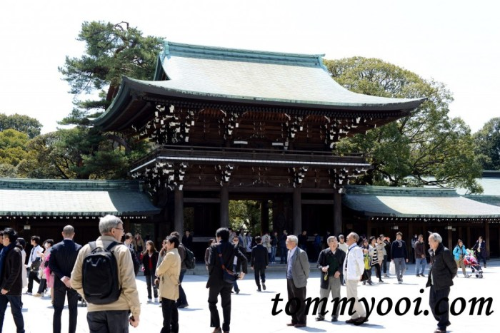 15 must visit tokyo attractions & travel guide - 3. Meiji Jingū