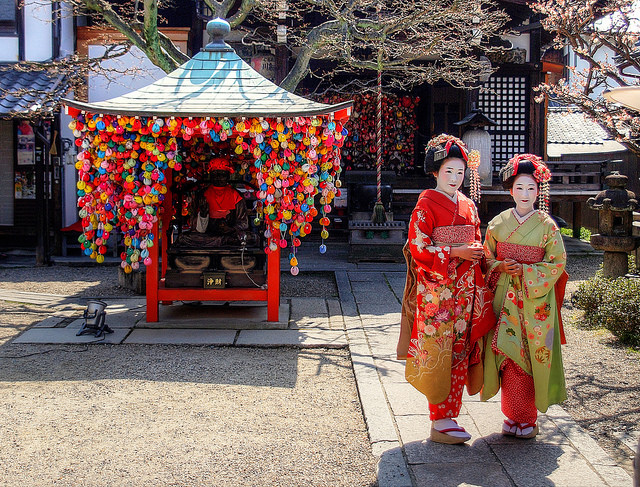 Kyoto residents