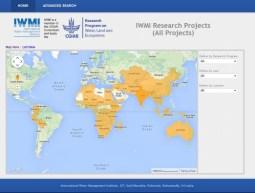 ProjectMap.iwmi.org