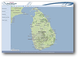Sri Lanka Water Resources Information System