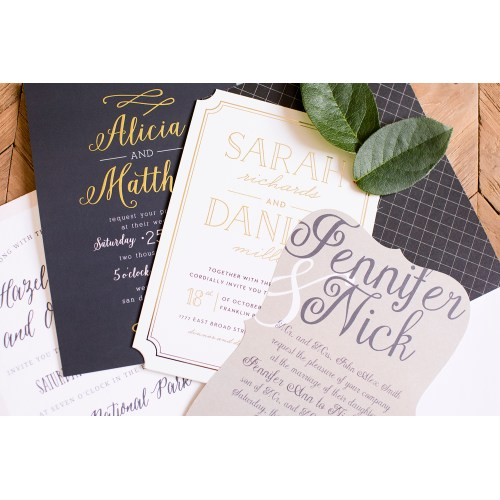 Medium Crop Of Cheap Wedding Invitation Sets