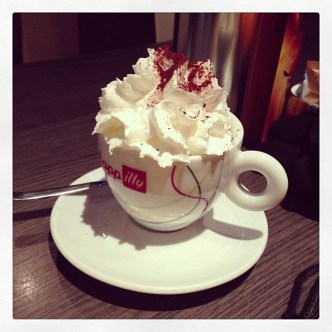 Cappuccino Viennese or so they say