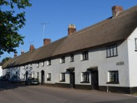 The Lacemakers Cottages in Otterton