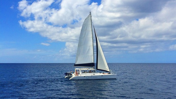 Silver Moon Barbados Luxury Catamaran Cruise | Review by Jackie Jets Off | Snorkelling, sea turtles, unlimited cocktails... grab a splash of heaven with Silver Moon cruises