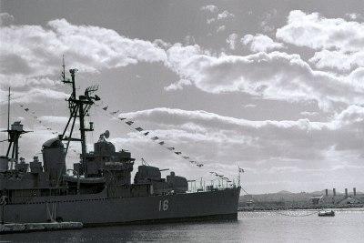 Destroyer Velos D-16