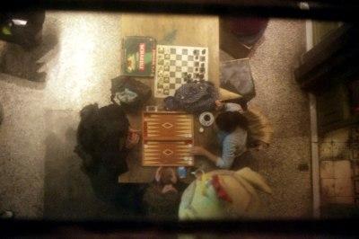 Through the Floor